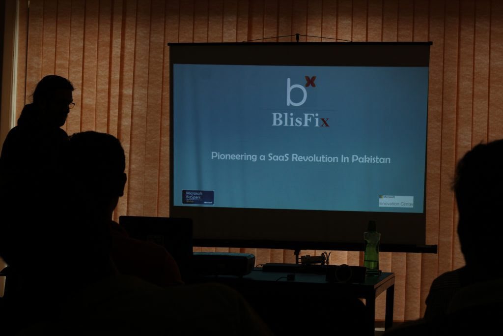 blisfix-saas-healthcare-accounts-freshstartpk-kickstart-startup-demo-presentation