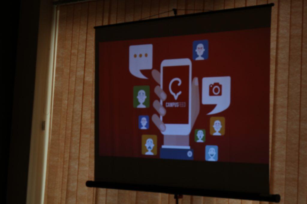 campusfeed-freshstartpk-gps-social-whatsgoingon-kickstart-disrupt-startup-demo-presentation