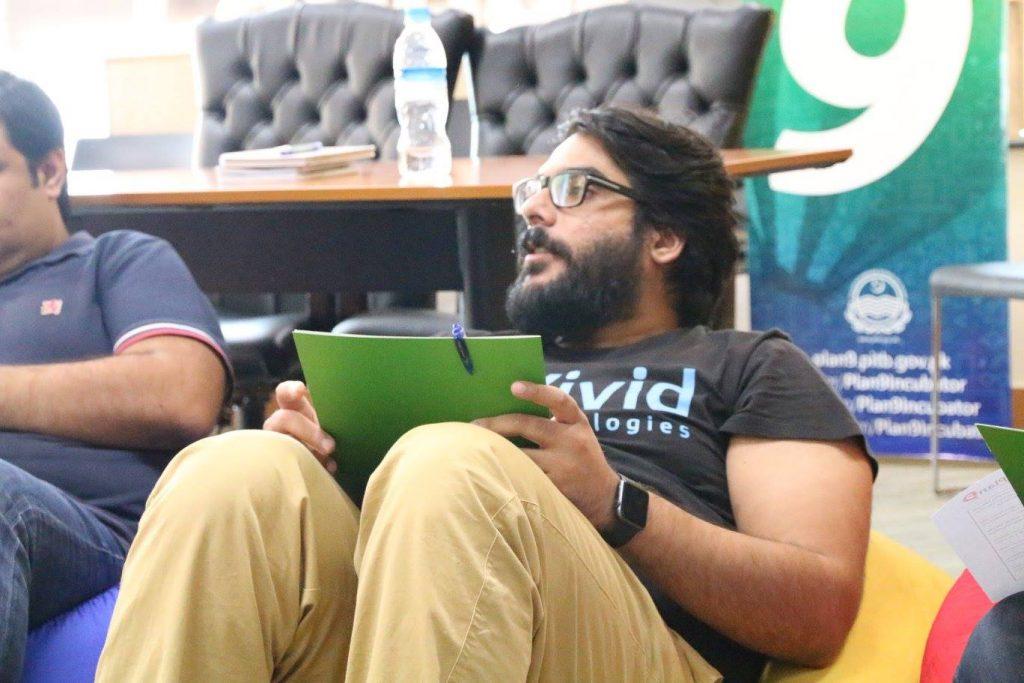 Omer Khan - VIvid Technologies