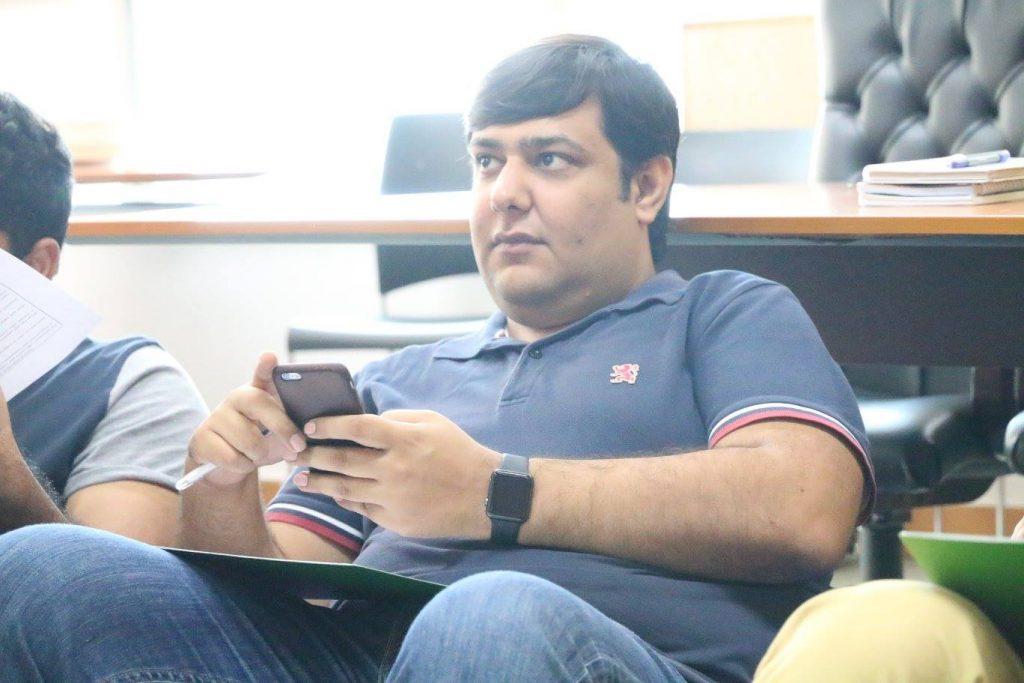 Faizan Aslam - BookMe