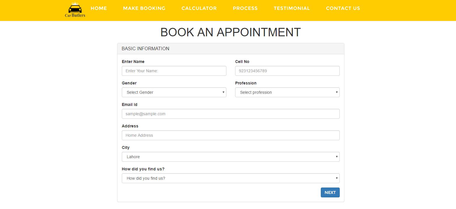 car-butlers-bookingform-freshstartpk-onlinepr-startups-khawajamubasharmansoor
