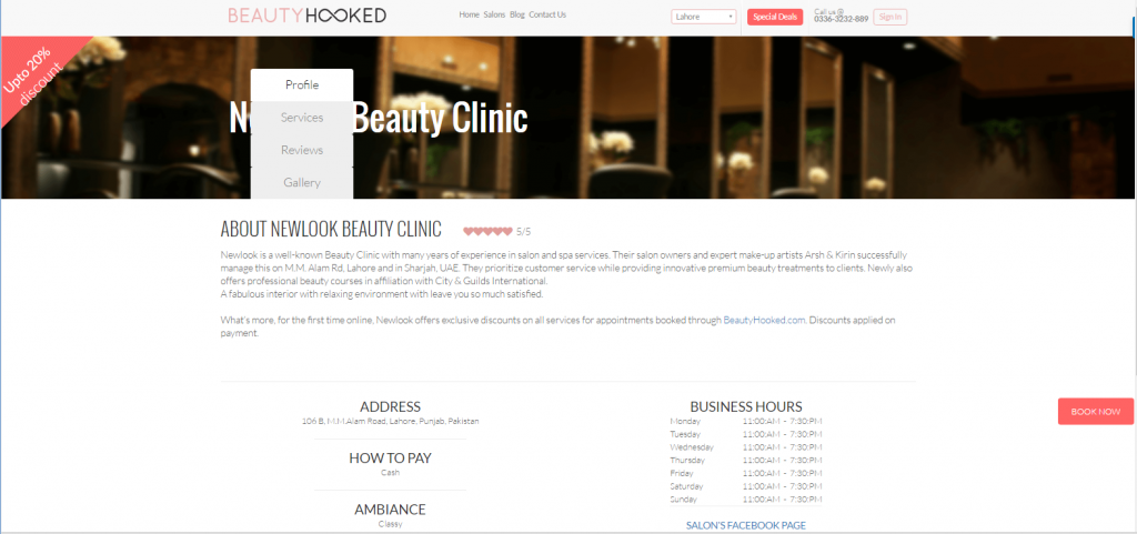 beautyhooked-newlook-sahrsaid-kiranchaudhari-salon-freshstartpk-freshtart-online-pr-startups-aboutus