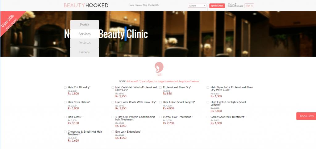 beautyhooked-newlook-sahrsaid-kiranchaudhari-salon-freshstartpk-freshtart-online-pr-startups-services