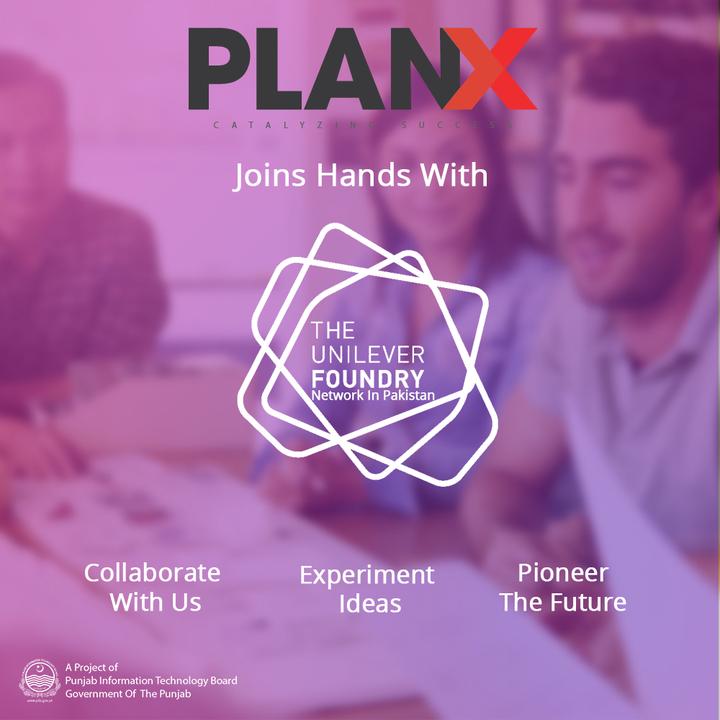 unilever-planx-foundry-freshstartpk-startups-arfa-pitb-onlinepr-startups-pakistan