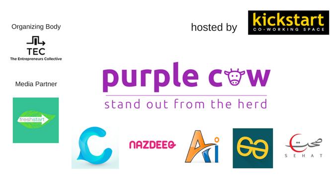 purple-cow-nazdeeq-sehat-calivu-aitomation-diygeeks-tecollective-kickstartpk-freshstartpk-onlinepr-startups-pakistan