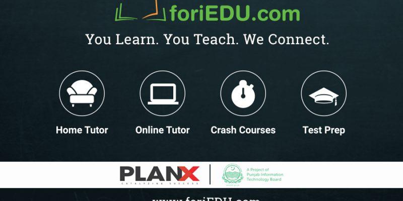 foriedu-post-freshstartpk-onlinepr-startups-plan9-planx-pitb-startups-pakistan